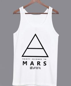 30 Seconds To Mars Unisex Tank top