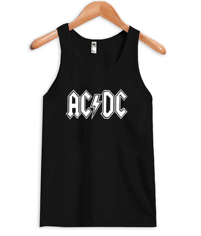 ACDC Band Tank top