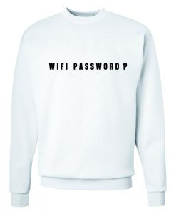Wifi Password ?