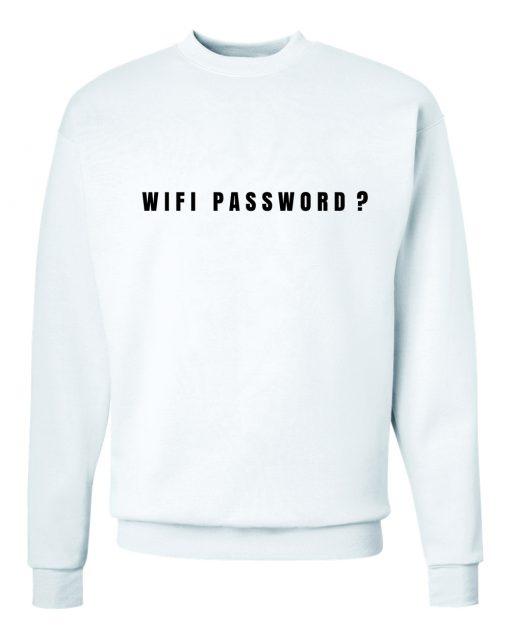 Wifi Password ?