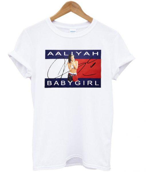 Aaliyah Babygirl T-shirt