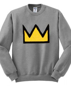 Alice and Olivia Crown Sweatshirt