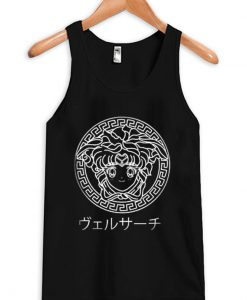 Sailormoon Logo Parody Unisex Adult Tank top