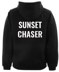Sunset Chaser Hoodie Back