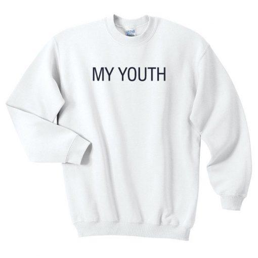 My Youth Sweatshirt