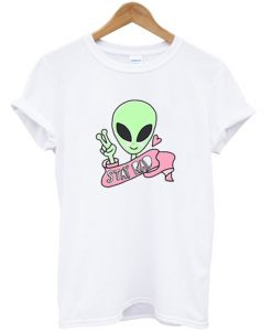 Alien Stay Rad T-Shirt