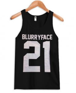 Blurryface Twenty One Pilots Tank top