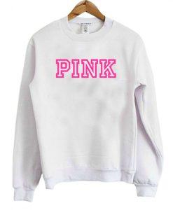 Victorias Secret Pink Logo Unisex Sweatshirt