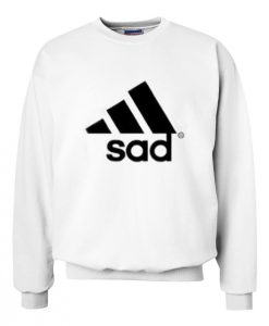Adidas Sad Sweatshirt