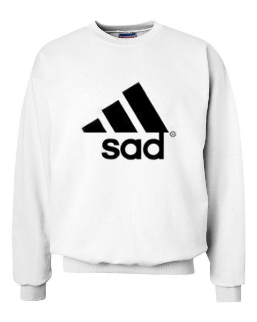 Adidas Sad Sweatshirt