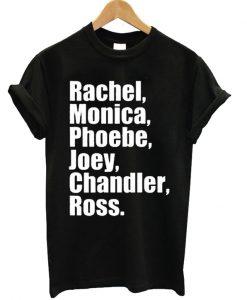 Friends TV Series T-shirt