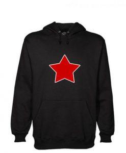 Red Star Hoodie