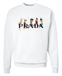 Spice Girl Sweatshirt