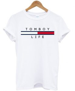 Tomboy Life T-shirt
