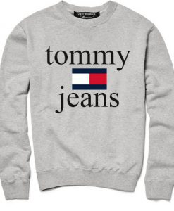 Tommy Jeans Lowercase Sweatshirt