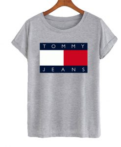 Tommy Jeans T-shirt Grey