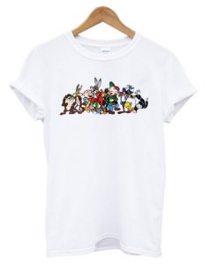Looney Tunes Characters T-shirt