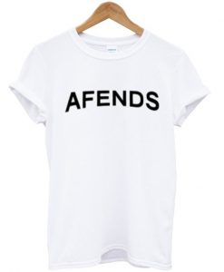 Afends T-shirt