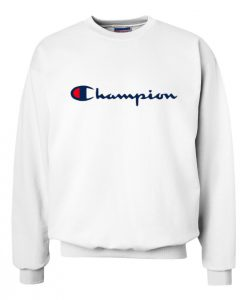 Champion Sweatshirt White