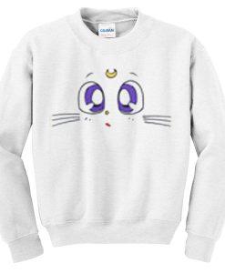 Luna Cat Sweatshirt