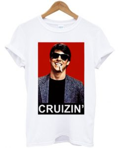 Tom Cruise Cruizin T-shirt