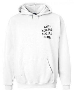 Anti Social Social Club White