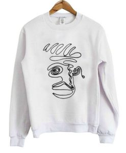 BTS JungKook Plates Youth Sweatshirt