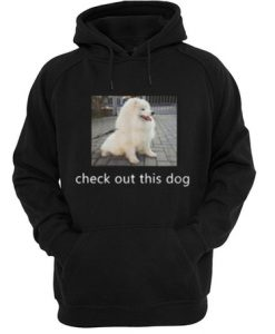 Check Out This Dog Hoodie