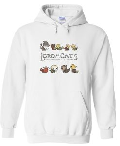 Lord Of The Cats Hoodie