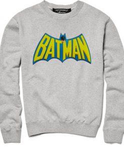 Batman Classic Sweatshirt