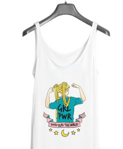 Sailormoon Girl Power Tank top