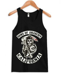 Sons Of Anarchy California Tank top