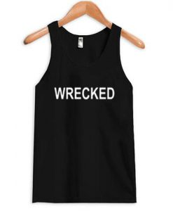 Wrecked Tank top