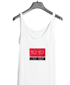 10 10 Love Hour Tank top