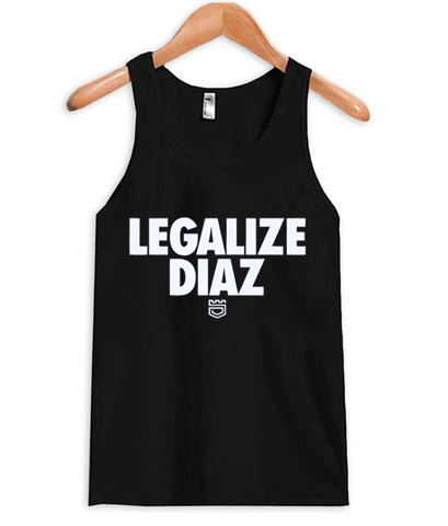 Legalize Diaz Tank top