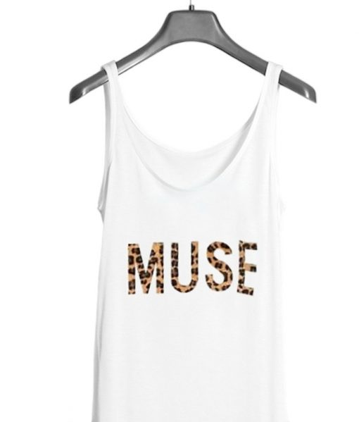 Muse Leopard Tank Top