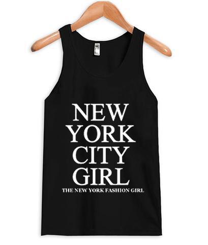 New York City Girl Tank Top