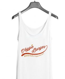 Veggie Burger Tank top