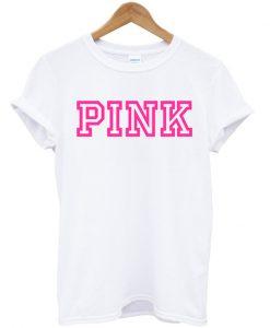 Victorias Secret Pink Logo unisex T-shirt