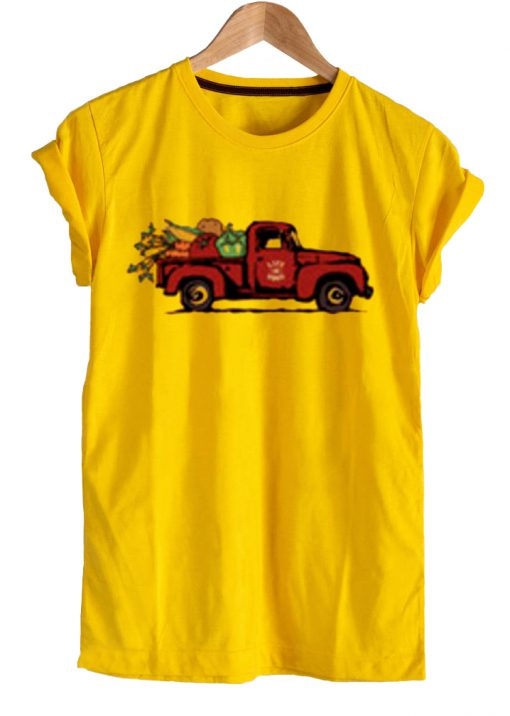 Life Is Good Truck T-shirt