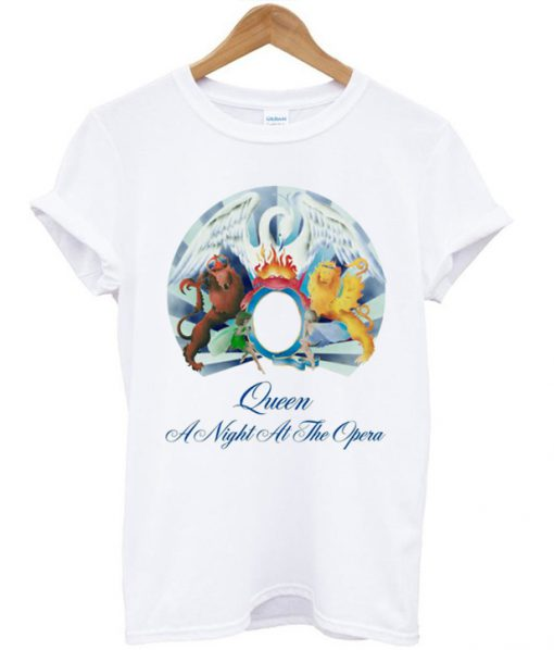 Queen A Night At The Opera T-shirt