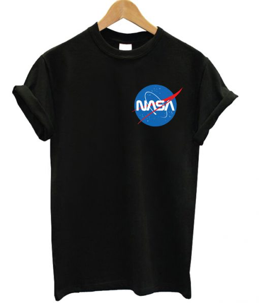 Nasa New Heritage Logo T-shirt