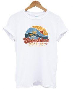 Sunshine State Of Mind T-shirt