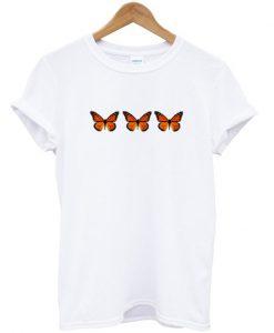 Triple Butterfly T-shirt