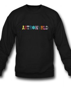 Astroworld Travis Scott Sweatshirt