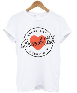 Brunch Club T-shirt