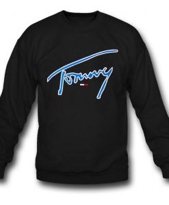 Tommy Signature Crew Sweatshirt