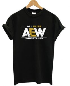 All Elite AEW Wrestling T-shirt
