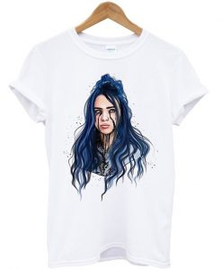 Billie Eilish Hip Hop T-shirt