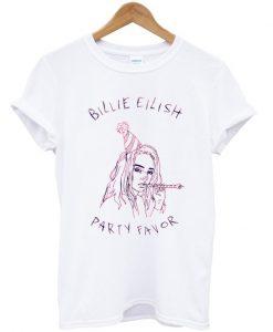 Billie Eilish Party Favor T-shirt